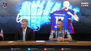 Marek Hamsik imzayı attı