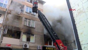 Kadıköy'de müzisyenin öldüğü yangında şüpheli tutuklandı