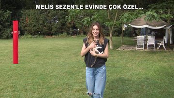 Melis Sezen'in ev yaşantısı!