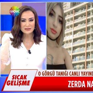 Zerda'nın görgü tanığı canlı yayında!