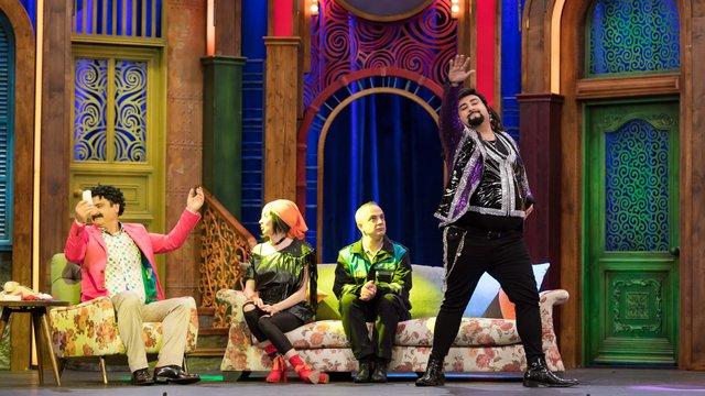 Leman Candan, Kobra İbrahim ve Kurye Cemil, Yaralı Show'da!