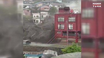 Japonya'yı sel ve heyelan vurdu: 20 kişi kayıp