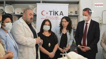 TİKA Başkanı Kayalar, Tiflis'teki rehabilitasyon merkezinin yenilenen tedavi bölümünü açtı