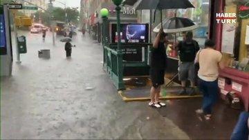 Kasırga New York'a yaklaşıyor!