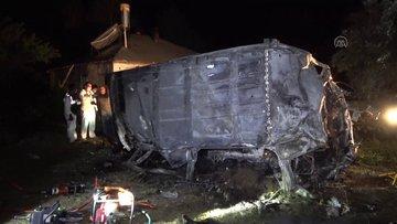 Van'da düzensiz göçmen faciası! 12 kişi öldü, 20 kişi yaralandı
