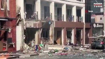 Rusya'da otelde patlama: 1 ölü