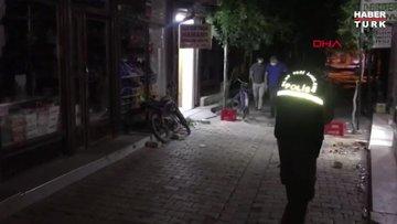 Afyonkarahisar'da bıçaklı kavga; hamamcı öldü, oğlu yaralı