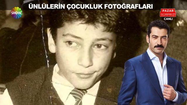 Ünlü isimlerin çocukluk fotoğrafları!