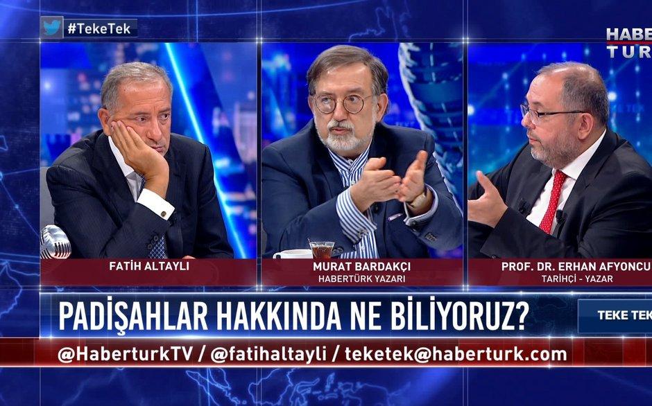 Teke Tek - 19 Temmuz 2021 (Murat Bardakçı: