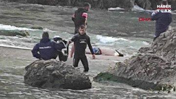 Şile'de denizde kaybolan son kişinin de cansız bedenine ulaşıldı