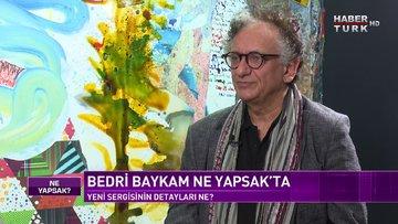 Ressam Bedri Baykam Habertürk'te   Ne Yapsak - 24 Temmuz 2021