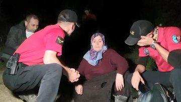 Son dakika... Uludağ'da kaybolan kadın 3 gün sonra bulundu