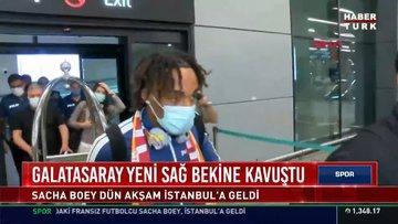 Galatasaray yeni sağ bekine kavuştu | Spor Bülteni - 26 Temmuz 2021