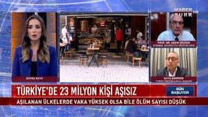 Gün Başlıyor - 27 Temmuz 2021 (Türkiye'de Kovid-19 aşısı zorunlu olur mu, olmalı mı?)