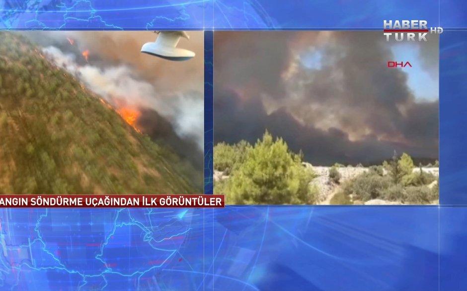 Haber Bülteni - 28 Temmuz 2021 (Manavgat'ta 4 noktada yangın... Mahalleler tahliye edildi)