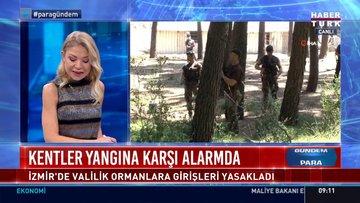 Manisa Valiliği'nden açıklama: Yakalanan iki terörist yangınla irtibatlı değil