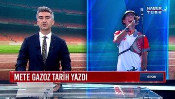 Mete Gazoz tarih yazdı... | Spor Bülteni - 31 Temmuz 2021