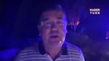 Milas Belediye Başkanı Çökertme'deki son durumu paylaştı: Cayır cayır yanıyor