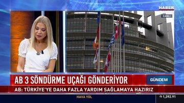 AB, Türkiye'ye yangın söndürme uçağı desteğinde bulunacak