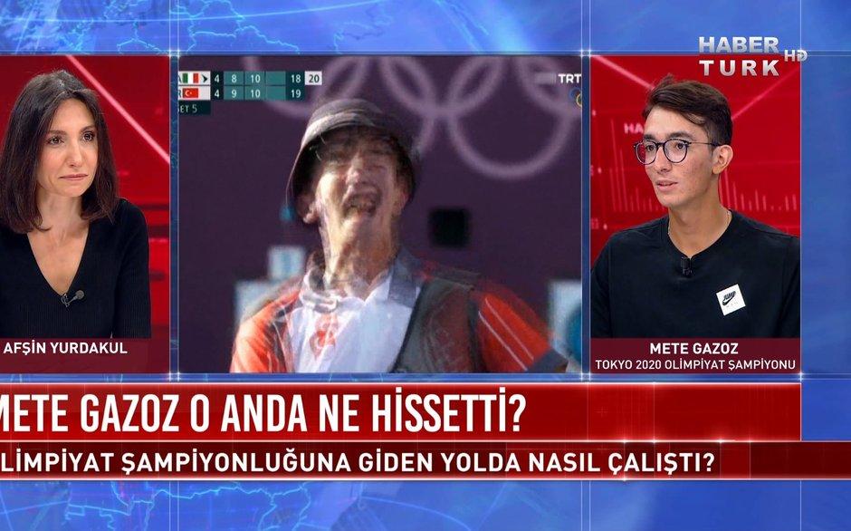 Haber Bülteni - 4 Ağustos 2021 (Milli okçu Mete Gazoz şampiyonluk öyküsünü anlattı)