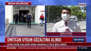 Ümitcan Uygun gözaltına alındı... İşte son gelişmeler...