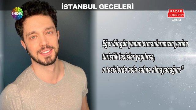 Kenan Doğulu ve Murat Boz'dan örnek paylaşım!