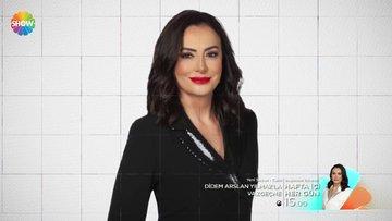 Didem Arslan Yılmaz'la Vazgeçme hafta içi her gün Show TV'de! - Tanıtım 1