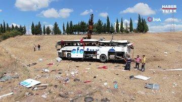 Balıkesir'de 15 kişinin öldüğü otobüs kazasında şoke eden iki iddia!