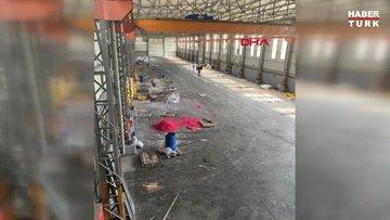 Çekler karşılıksız çıktı, boşaltılan fabrikayla karşılaştılar