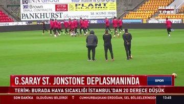 Galatasaray tur peşinde