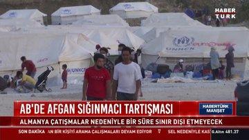 AB'de Afgan sığınmacı tartışması