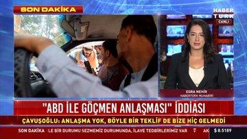 SON DAKİKA! Milli Savunma Bakanı Akar ve Dışişleri Bakanı Çavuşoğlu'ndan açıklamalar