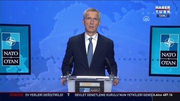 Son dakika haberi Stoltenberg: Afganistan'da birlikte hareket etmeliyiz