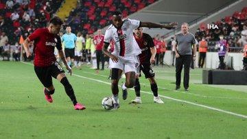 Gaziantep: 0 - Beşiktaş: 0 | MAÇ SONUCU