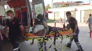 Bursa'da 17 yaşındaki genç traktörün altında kalarak can verdi