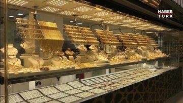 Çeyrek ve gram altın fiyatları 24 Ağustos tablosu