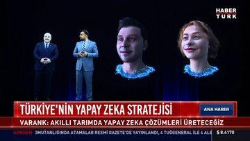 Ulusal Yapay Zeka Stratejisi açıklandı