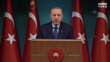 Cumhurbaşkanı Erdoğan, İslam İşbirliği Teşkilatı Gençlik Forumu 4'üncü Genel Kurulu'na video mesajla katıldı