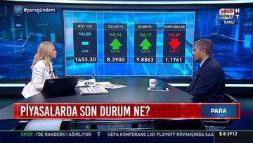 Piyasalarda son durum ne?