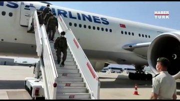 Afganistan'daki Türk askerleri ülkeye dönüyor