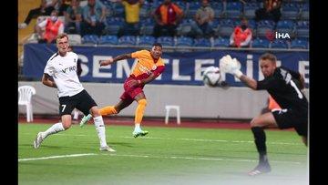 Galatasaray Randers MAÇ FOTOĞRAFLARI