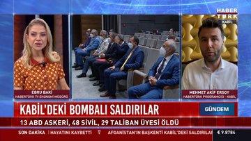 Kabil'deki bombalı saldırılarda 90 kişi öldü