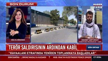 SON DURUM! Terör saldırısının ardından Kabil