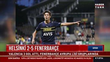 Helsinki 2-5 Fenerbahçe