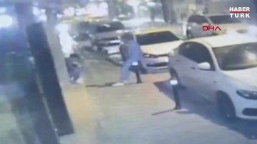 Beyoğlu'nda otel önünde yan bakma cinayeti