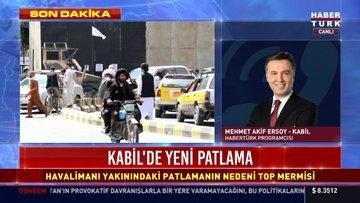 Kabil'de yeni patlama