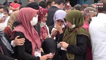 Şehidin cenazesi memleketi Trabzon'a getirildi