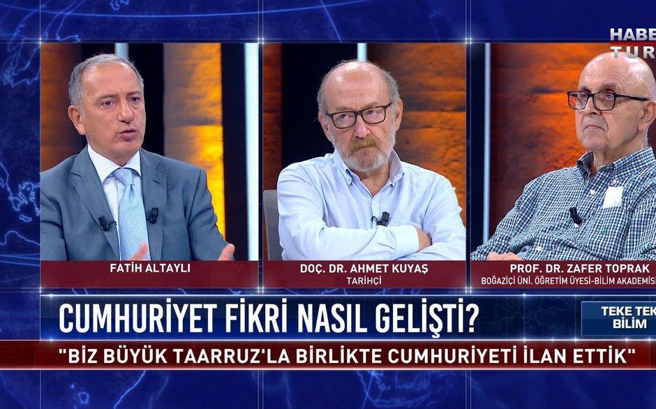 Teke Tek Bilim - 29 Ağustos 2021 (Atatürk ve silah arkadaşları neler yaptı?)