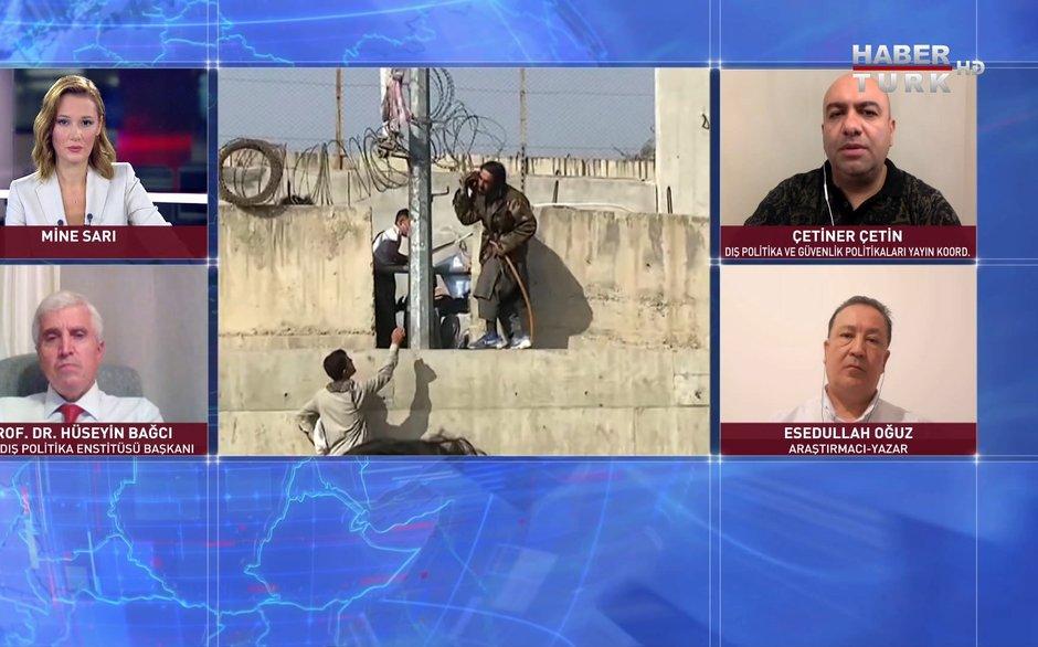 Haber Bülteni - 30 Ağustos 2021 (ABD Afganistan'dan çekildi, Taliban ne yapacak?)