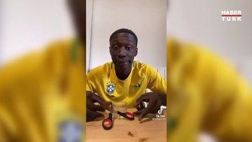 Khabane Lame, TikTok'ta 100 milyon aboneyi geçen 2'nci kullanıcı oldu